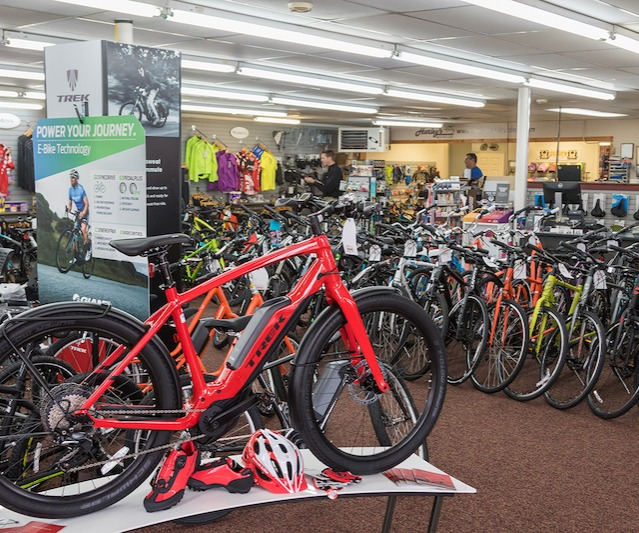 Great variety & quality of bikes in stock, visit us today!