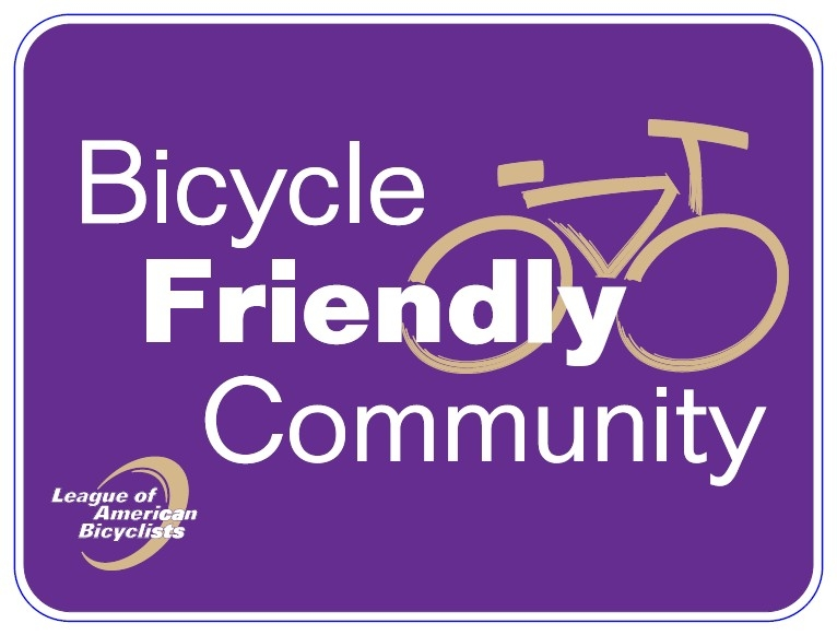 Bike Friendly Community - Normal, IL