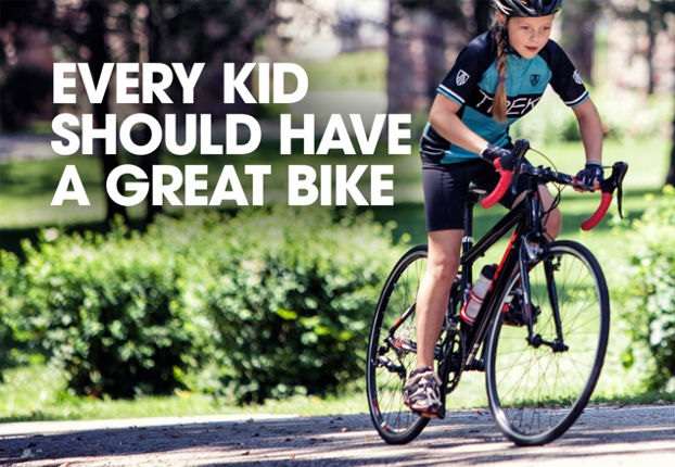 Every Kid Should Have a Good Bike
