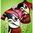 Illinois State University Athletics ISU Cycling Club Jersey.