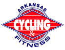 Arkansas Cycling & Fitness Logo