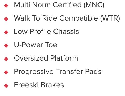 Atomic Warden MNC 13 Tech features
