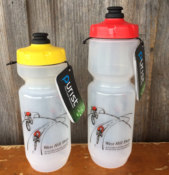 Specialized West Hill Shop Custom Purist Water Bottles