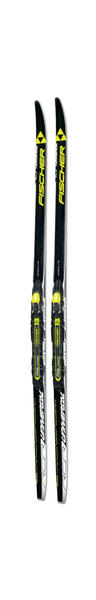 Fischer RCR Universal Classic Wax Junior Skis