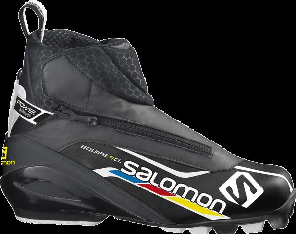 Salomon Equipe 9 Classic Pilot Boots