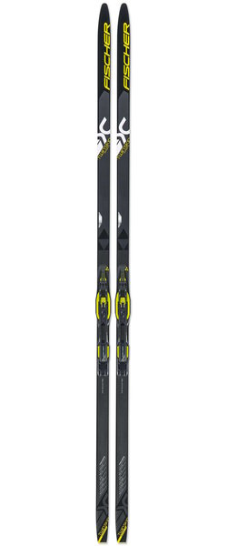 Fischer Twin Skin Superlite EF Skis