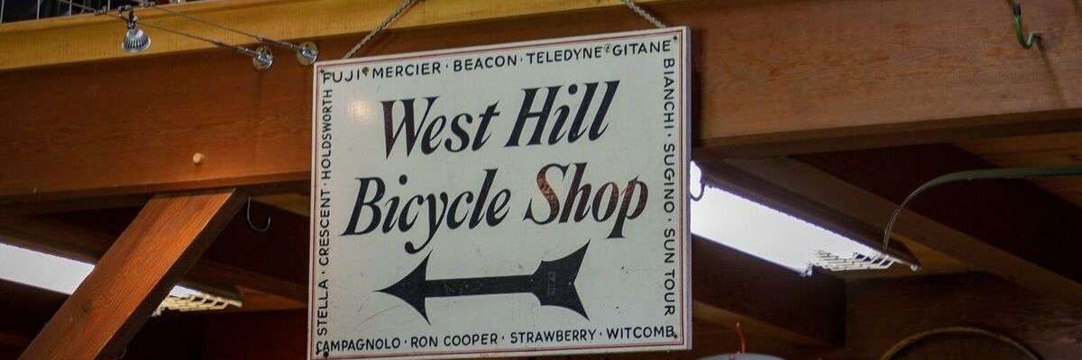 west hill bike shop history