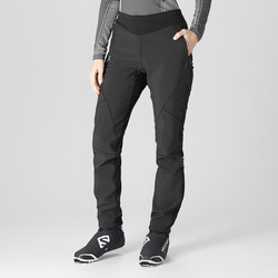 Salomon Lightning Warm Softshell Pant Women's