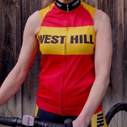 Verge West Hill Sleeveless Jersey Women's