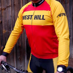 Verge West Hill Long Sleeve Jersey Men's