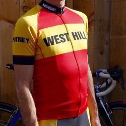 Verge West Hill Short Sleeve Jersey Men's