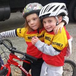Verge West Hill Kids Jersey