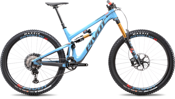 Pivot Cycles Firebird 29 Pro X01