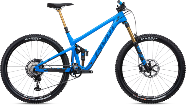 Pivot Cycles Switchblade Carbon Pro XT/XTR 12-Speed