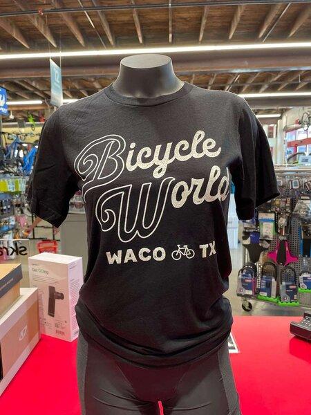 Bicycle World Classic Tee