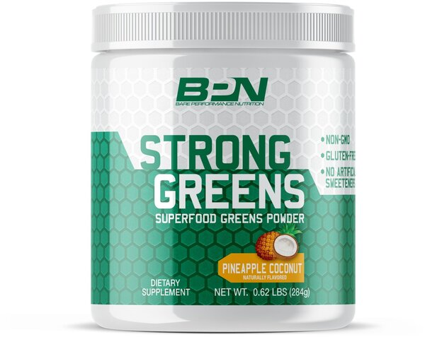 Bare Performance Nutrition Strong Greens