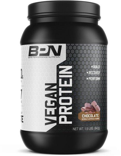 Bare Performance Nutrition Vegan Protein Powder
