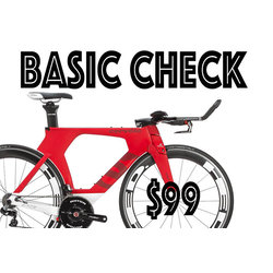 Bicycle World IRONMAN® Basic Check
