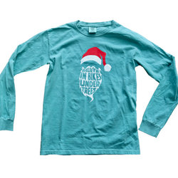 Bicycle World Believe In Bikes Christmas Tee