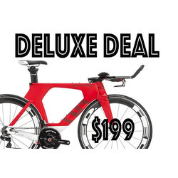 Bicycle World IRONMAN® Deluxe Deal