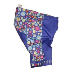 Bicycle World Oaxaca Flower Cycling Shorts