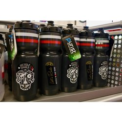 Specialized BW Custom Skull & Stripes 26 oz. Water Bottle