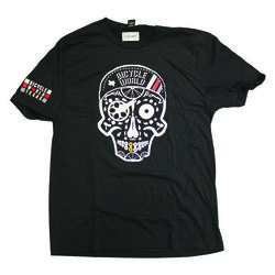Bicycle World Sugar Skull #CYCLOPATH Shirt