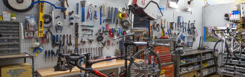 Custom Bike Building Just Ride L A Downtown La California