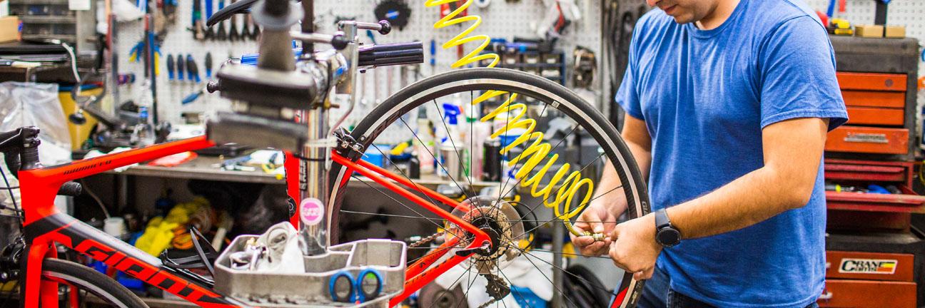 Bike Repair Clinics & Workshops
