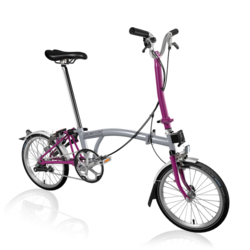 Brompton H3L/GY/BC