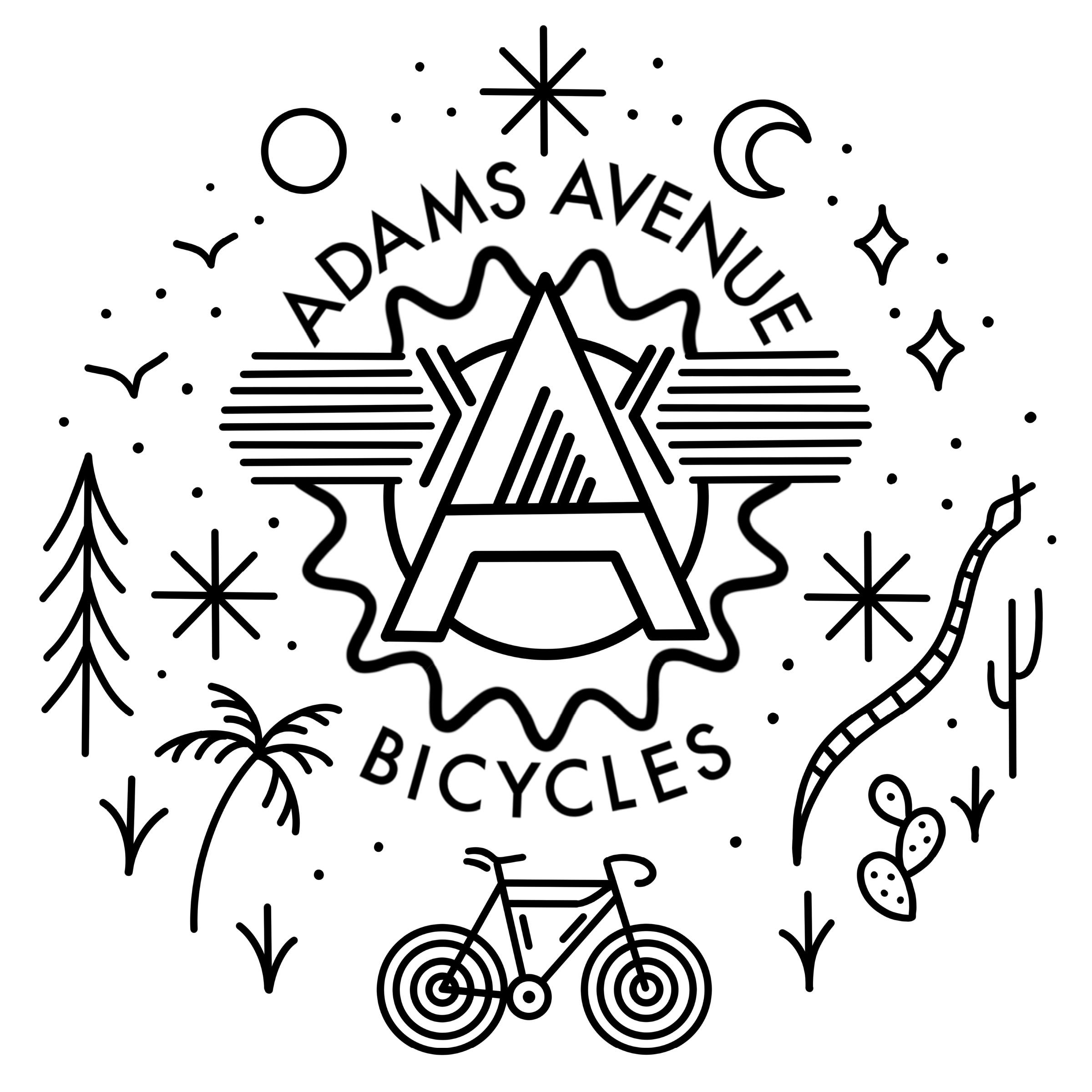 Adams Avenue Bicycles Home Page