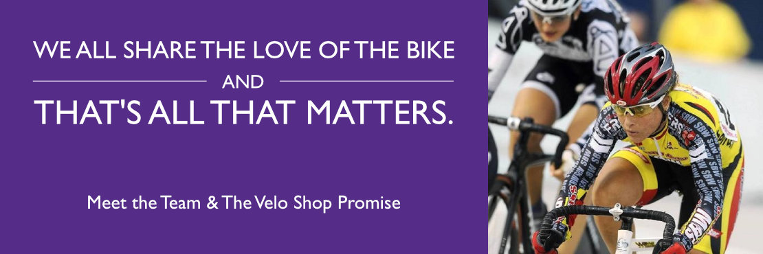 Meet The Velo Shop Team and The Velo Shop Promise