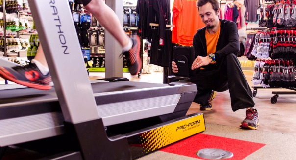 Treadmill Evaluation