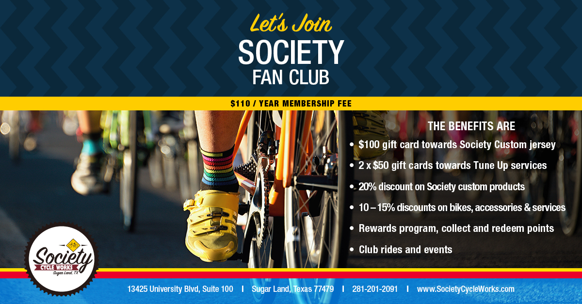 Society Cycle Club