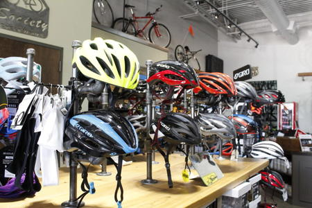 Bike Helmets and more in stock now. Have you tried a MIPS helmet?