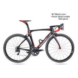 Pinarello DOGMA F10- 167 BLACK LAVA 53 FRAME SET