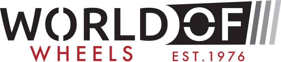 World of Wheels logo