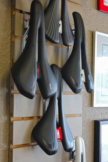 Body Geometry Saddles from Specialized