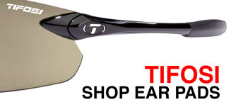 Shop Tifosi Sunglasses Ear Pads