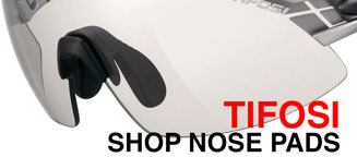 Shop Tifosi Sunglasses Nose Pads