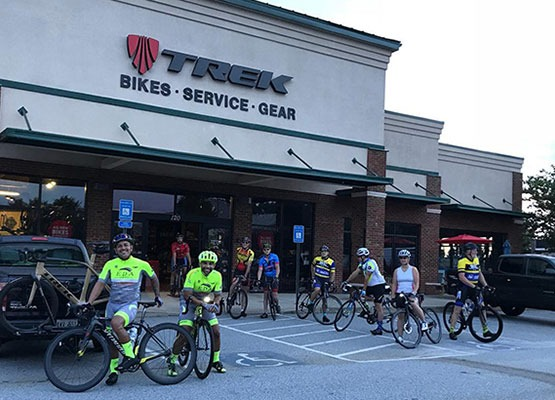 Newnan GA Group Bike Rides