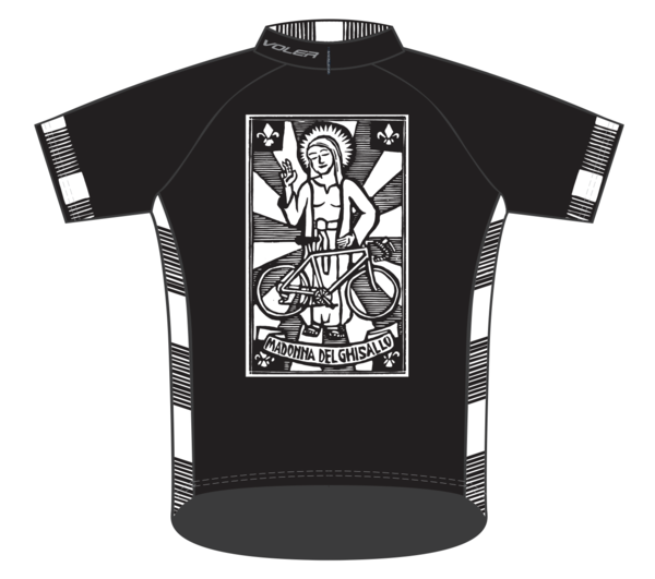 Chicago Bicycle Company MADONNA DEL GHISALLO JERSEY
