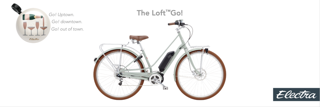 Electra Bikes Loft Go 8i