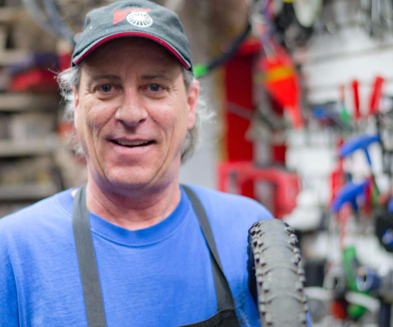 The Freewheeler Bike Shop - Bike Repairs
