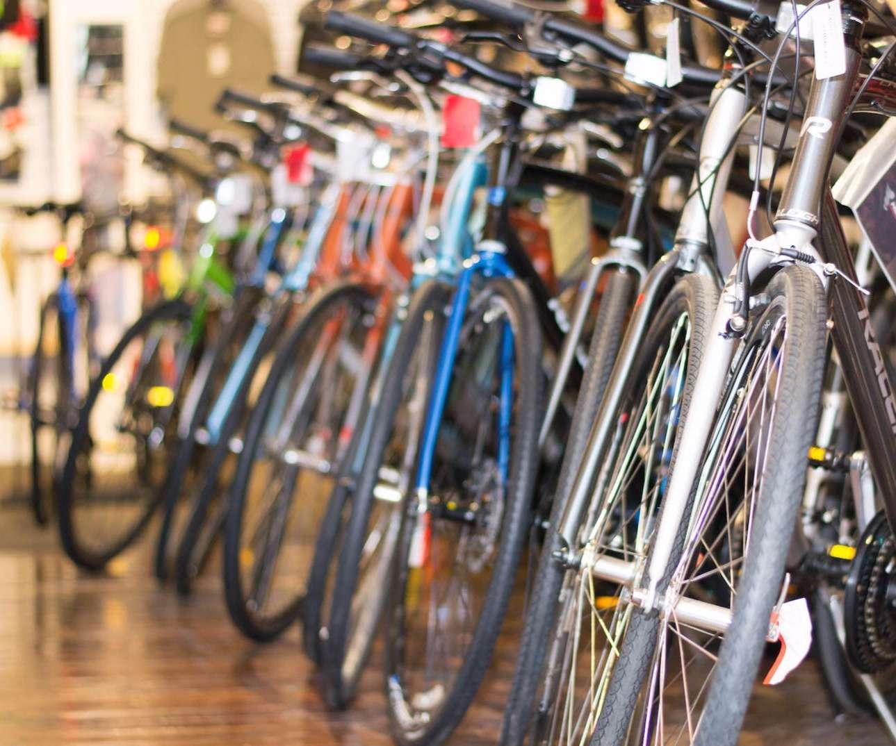 The Freewheeler Bike Shop - Shop Bikes