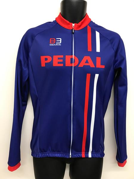 PEDAL Pedal Custom Long Sleeve Jersey