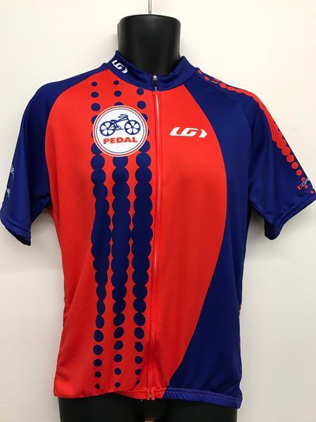 PEDAL Pedal Custom Short Sleeve Jersey