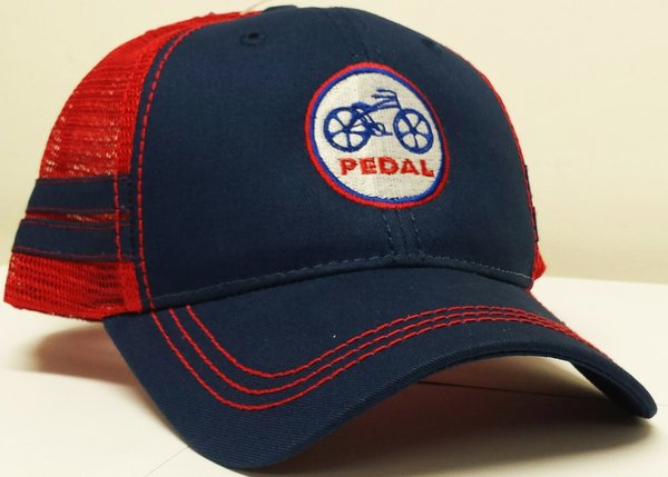 PEDAL CLASSIC TRUCKER HAT