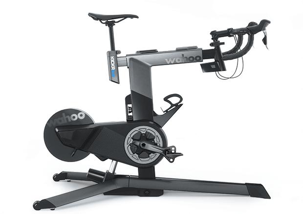 wahoo kickr bike indoor trainer smart