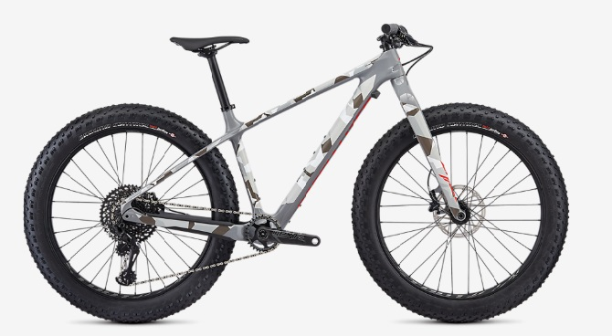 specialized fatboy comp carbon fat bike 2020